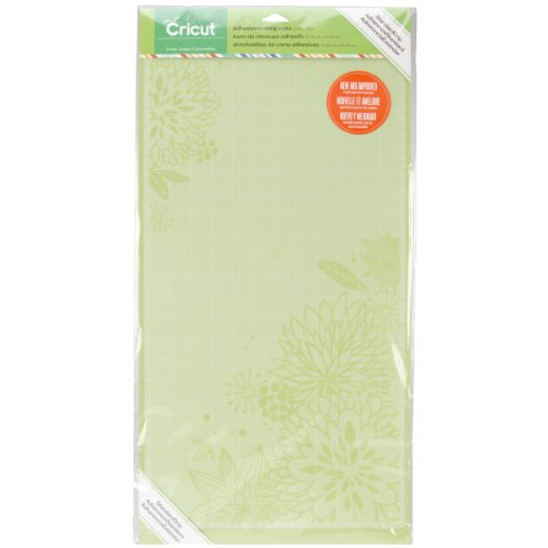 Preisvergleich Produktbild Cricut Standard Grip Schneidematte, selbstklebend, grün, 12x 24-Zoll, 2-teilig