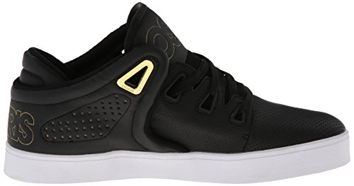OSIRIS D3 V Black gold white Black/Gold/White