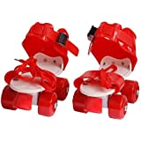 Galaxy Hi-Tech Roller Skates for Kids Age Group 5-12 Years Adjustable Inline Skating Shoes