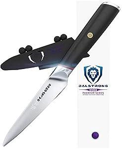 "DALSTRONG Paring Knife - Phantom Series - Japanese AUS8 Steel - 4"""