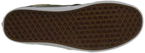 Vans Mn Atwood, Sneakers Basses Homme Vert (Textile)