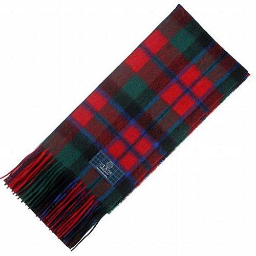 MacNaughton Écharpe Tartan moderne Motif écharpe écossais en laine a85115cc5b2
