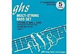 GHS Double Ball 5L-DBB - Set di corde per basso elettrico