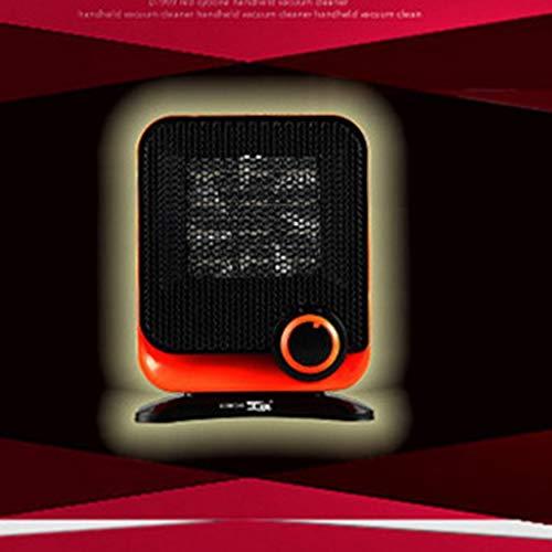 Yao Ventilatore Elettrico 220V Mini riscaldatore Elettrico PTC Riscaldatore Elettrico Ventola Arancione