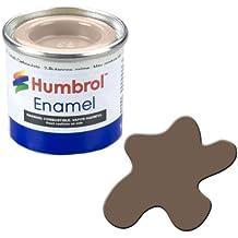 Humbrol AA1081 Pas de chocolat 98 Mat Tinlet NO 1 (14ml)