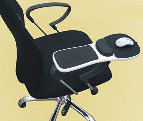 YANGHX Ergonomische Armlehne, verstellbar, mit Handballenauflage, nur für Stühle