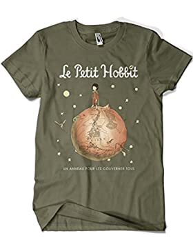 1922-Camiseta Le Petit Hobbit (Saqman)