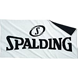 Spalding - Toalla negro negro Talla:70x140 cm