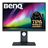 BenQ SW240 61,21 cm (24,1 Zoll) PhotoVue Monitor (LED, 1920 x 1200 Pixel, 16:10,...