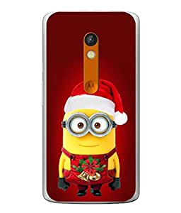 Digiarts Designer Back Case Cover for Motorola Moto X Play (Kid Favourite Children Toddler)