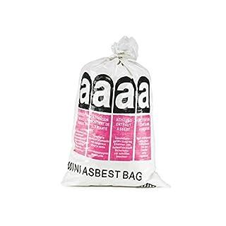 Enviro ASUP PP Fabric Bag Asbestos 70 x 110 cm Pack of 25 (Mini Asbest-Big-Bag Uncoated)