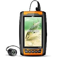 LUCKY Unterwasserfischen-Kamera-Fisch-Sucher-Unterwasserkamera, Fisch-Finder-Wasser-Kamera mit Bildschirm der hohen Auflösung