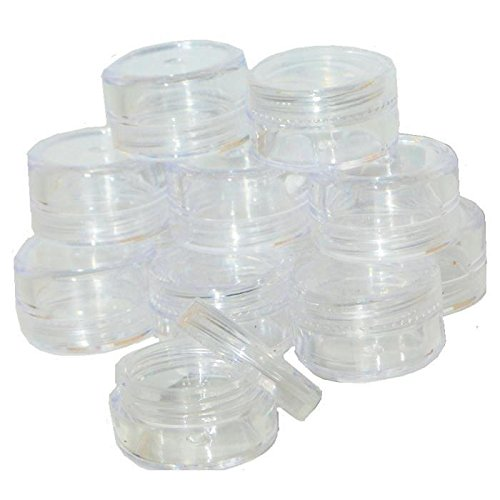 """Set X 12Dosen Probe transparent Tube a-Testphase Labor Flasche """"eprouvette Kosmetik Kultur Kleine Fassungsvermögen"""