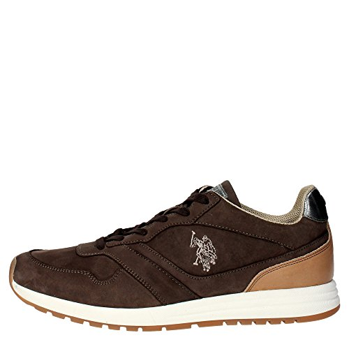 U.s. Polo Assn BOUT4351W4/KL1S-28 Sneakers Homme Marron 44