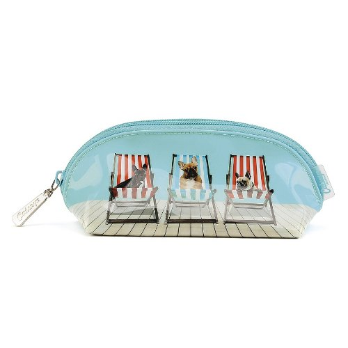 Jellycat oval Mops Hund Deckchair Dogs
