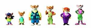 Giochi preziosi - Geronimo Stilton - 2273 - Figurine - Blister avec 6 Mini Figurines