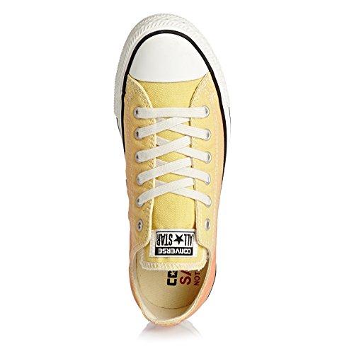 CONVERSE CTAS OX AMBIENT 151265C Unisex - adulto Scarpe sportive Yellow