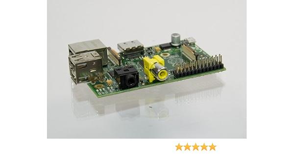 Raspberry Pi Model B Rev 2 0 512 Mb Ram Computer Zubehör