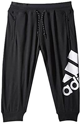 adidas Damen Essentials Logo 3/4 Trainingshose