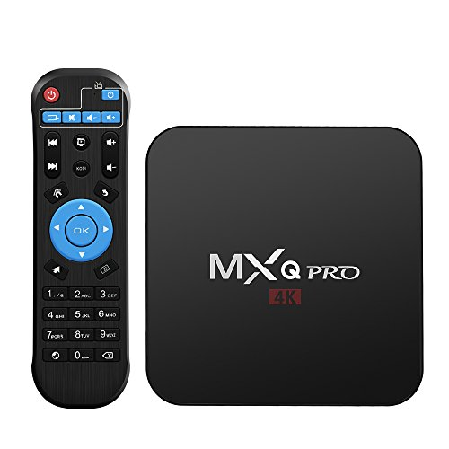 2017 Model New Arrival GooBang Doo Android 6.0 TV Box, MXQ Pro...