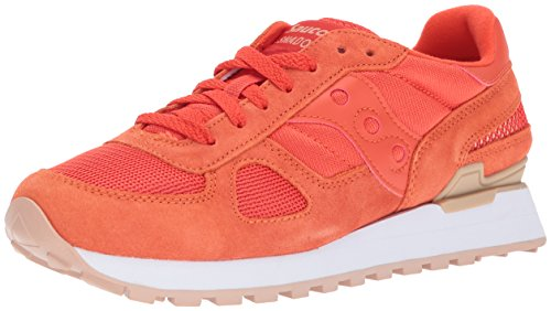 Saucony Shadow Original, Sneakers Basses Femme Cerise