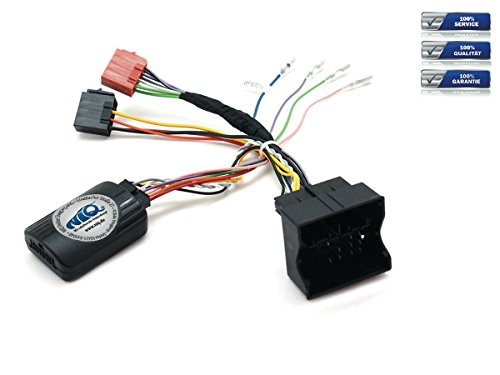 PIONEER CAN-BUS Lenkrad Fernbedienung Adapter VW Golf V / Golf VI / Passat / Touran mit Soundsystem