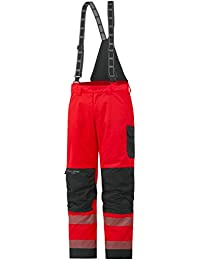 Helly Hansen Mens York Insulated CL 2 Hi Vis Trouser Dungarees