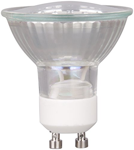 XQ-Lite XQ1409 Spot/Réflecteur LED Plastique 3 W GU10 Blanc