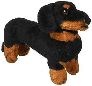 Melissa & Doug Melissa&Doug- Dachshund Dog Giant Pluche Perro, 3+ Años, Multicolor 14854