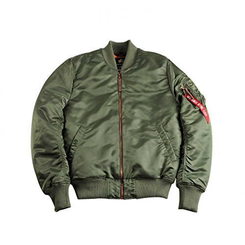 Alpha Industries Jacket MA-1 VF PM sage-green