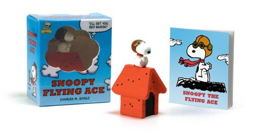peanuts-snoopy-the-flying-ace-running-press-mega-mini-kits