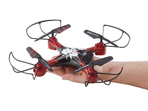 Revell Control 23876 - Long Flight RC Quadrocopter mit HD-Kamera, lange Flugzeit, ferngesteuert mit 2.4 GHz Fernsteuerung, leicht zu fliegen durch Höhensensor mit Headless-Mode, wechselbarer Akku - 2