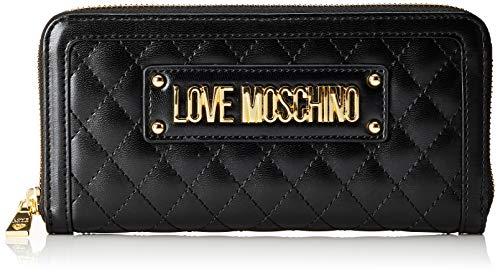 Love Moschino Portafogli Quilted Nappa Pu, Donna, ...