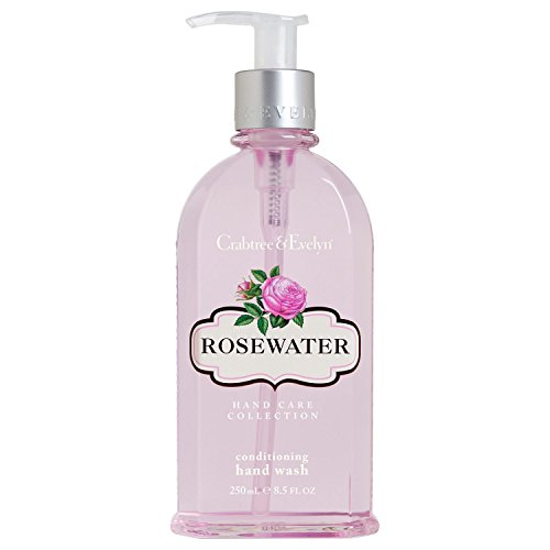 Crabtree & Evelyn Rosewater Anlage Hand Wash 250ml (Evelyn Rosewater & Crabtree)