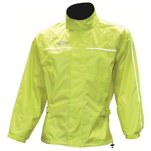Oxford Impermeabile Sigillo All Weather Sopra Giacca - Fluorescente, 5XL