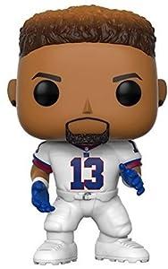 NFL- Figura de Vinilo Odell Beckham Jr, Giants Color Rush (Funko 20159)