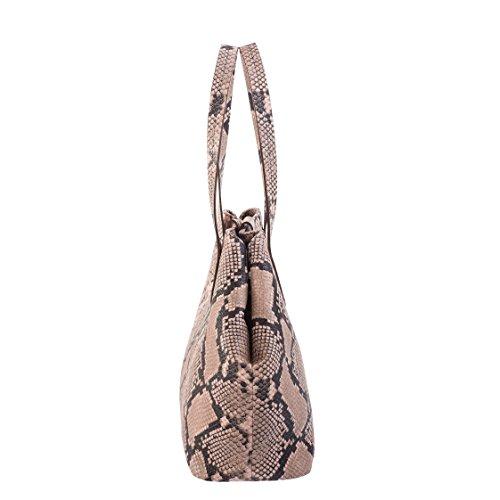 Tilla...Le Borse , sac bandoulière femme rose