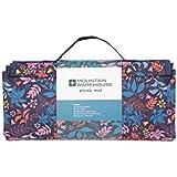 Mountain Warehouse Tapis de pique-nique - Avec imprimé Floral Taille Unique