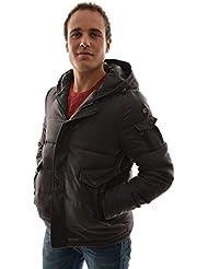 blousons et vestes dn sixtyseven sm403 men's nylon jacket gris