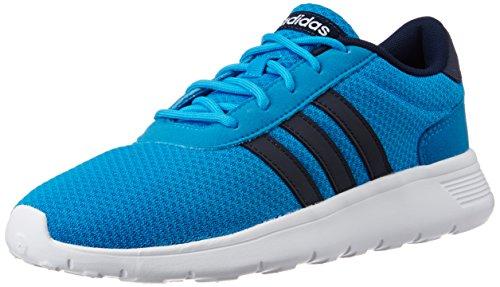 adidas Lite Racer, Chaussures de Sport Homme, Noir, 40.5 EU Bleu - Azul (Azusol / Maruni / Ftwbla)