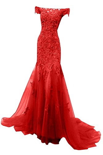 Ballkleid rot: elegante rote Ballkleider in Kurz & Lang