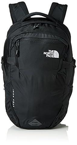 North Face Iron Peak Sac à dos Noir/Tnf Black