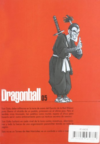 Dragon Ball nº 05/34 (DRAGON BALL ULTIMATE) libros de lectura pdf gratis