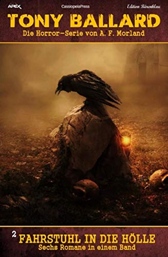Horror-Serie Tony Ballard - Sechs Romane 2