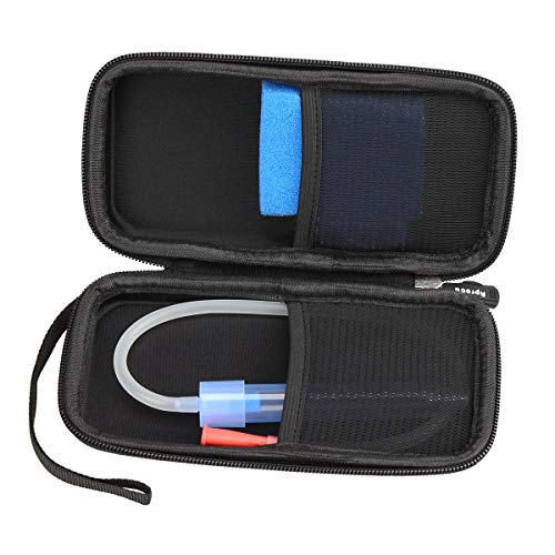 Aproca Hard Carrying Travel Tasche für BodyMedia Fit Vorteil Armband Gewicht Management System von Semi Hard Case