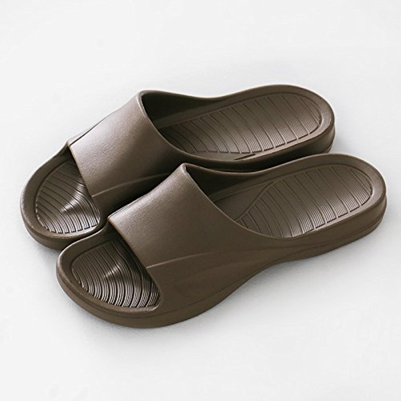 fankou Pantofole estate con maschio stare al fresco con estate un paio di pantofole da bagno in plastica antiscivolo da bagno... Parent 90f79f