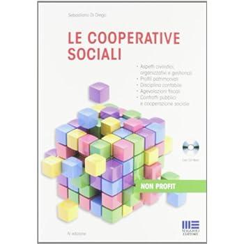 Le Cooperative Sociali. Con Cd-Rom