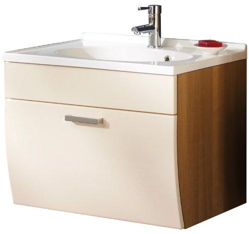 Posseik 5699 58 Waschplatz Santana Noce Nachbildung elfenbein