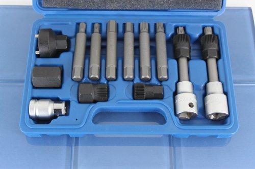 Preisvergleich Produktbild TEMO 13 Stück Generator Motor Auto-Werkzeug-Set Kit für Mercedes-Benz BMW Bosch