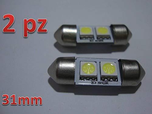2 x 31 mm Led Festoon 24 v Türsprechanlage Türsprechanlage Türsprechanlage Türsprechanlage Türklingel 6400K -